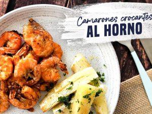 CAMARON-AL-HORNO