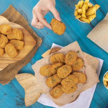 Santa Priscila - Nuggets Apanados