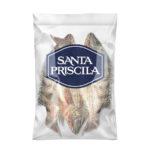 Santa Priscila - Tilapia Entera Negra 100% Limpia